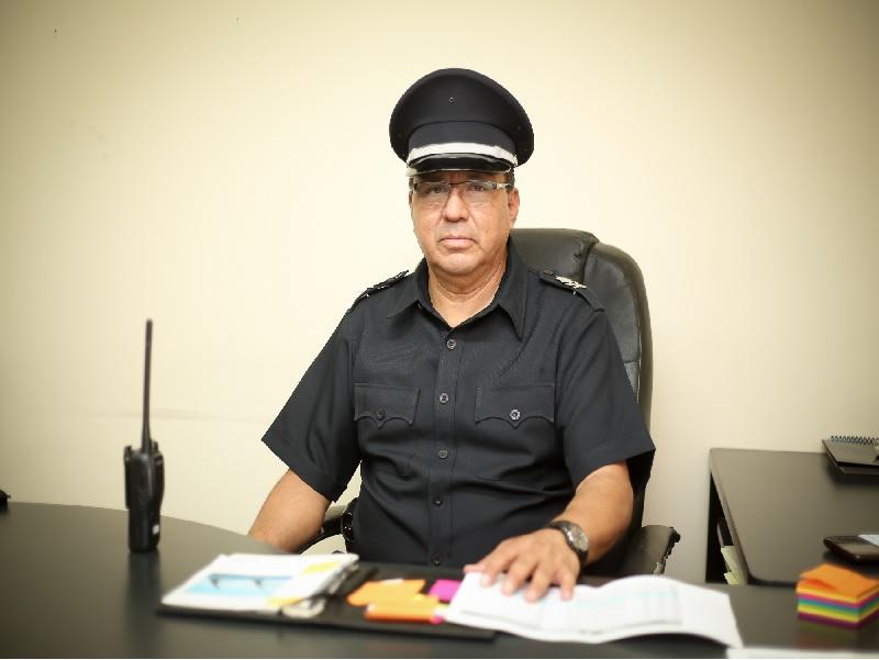 Director de Seguridad Pública en Ocotlán.