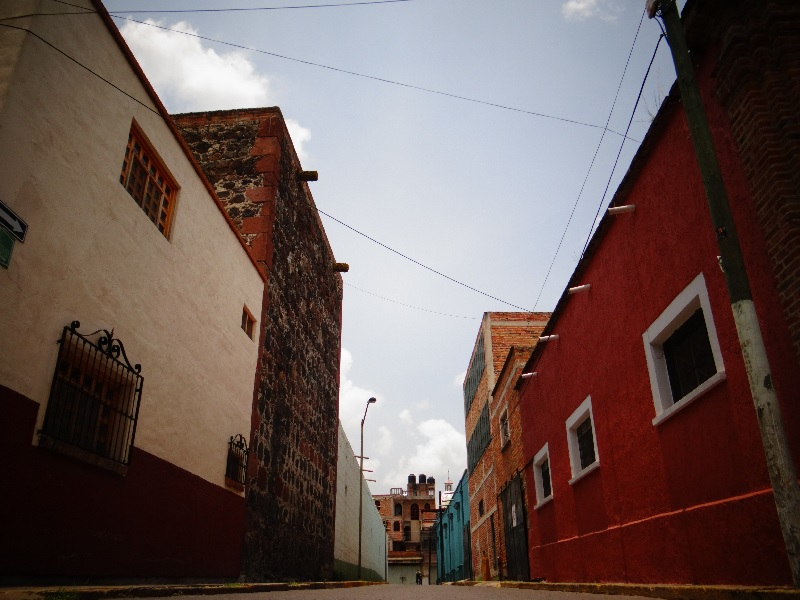 Callejón de la Soledad Ocotlán