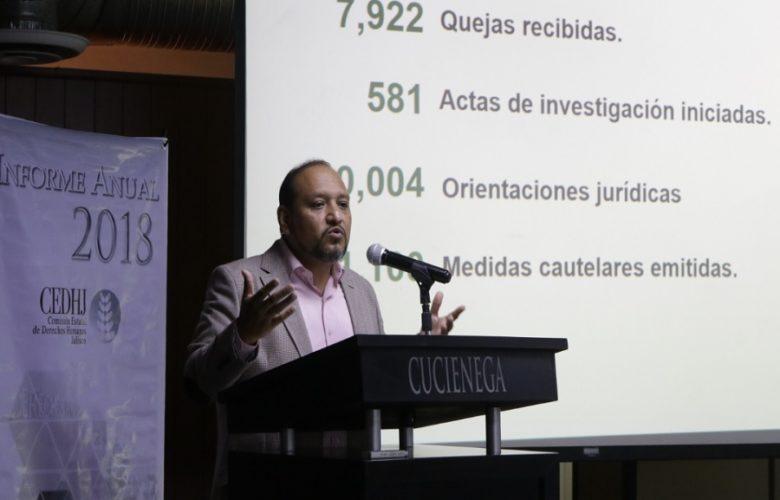 Seguridad Pública, más quejas. Foto: Christian Cantero Mora.