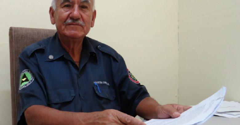 Agustín Corona Macías, titular de la UPCyBO. Foto: Atemi García.