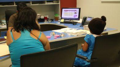Localizan niña reportada como extraviada. Foto: Fiscalía.