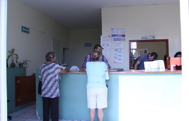 Registro Civil de Ocotlán. Foto: Internet.