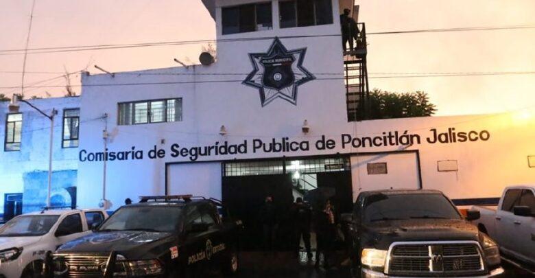 Comisaría de Poncitlán