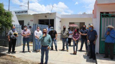 Centro de Salud San Agustín, Jamay