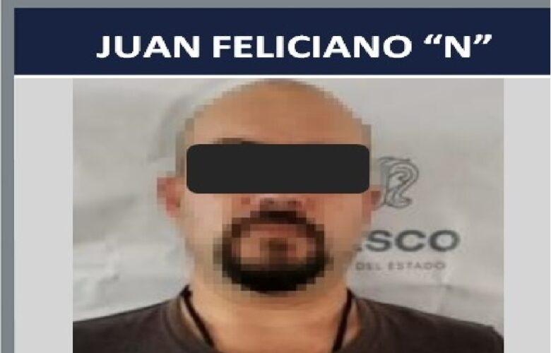 Juan Feliciano. Foto: Fiscalía.