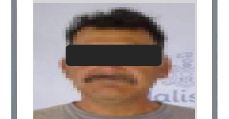 Francisco, detenido. Foto: Fiscalía.