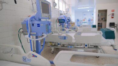 Hospital COVID en Jalisco. Foto: SSJ.