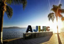 Ajijic, municipio de Chapala. Foto: Gobierno de Jalisco.