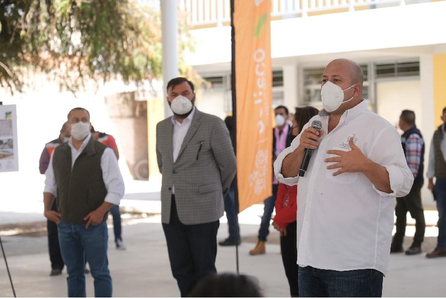 Harán hospital escuela.  Foto: Gobierno de Jalisco.