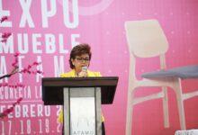 María Elba García Salas, ex presidenta de Afamo. Foto: Afamo.