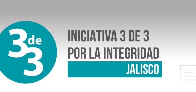 """Iniciativa """"3 de 3"""". Foto: Captura sitio web."""
