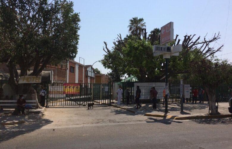 IMSS Ocotlán. Foto: Jessica Padilla.