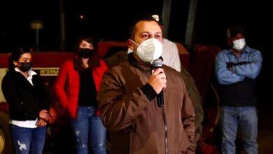Juan Luis Aguilar García, alcalde de Jamay. Foto: Facebook.