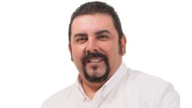 Manuel Aranguren, precandidato de Morena. Foto: Facebook.