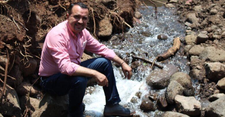 Sergio Quezada Mendoza, alcalde de Tototlán.