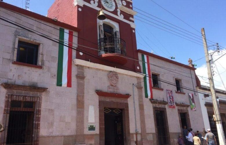 Presidencia Municipal de Tototlán. Foto: Archivo Decisiones.