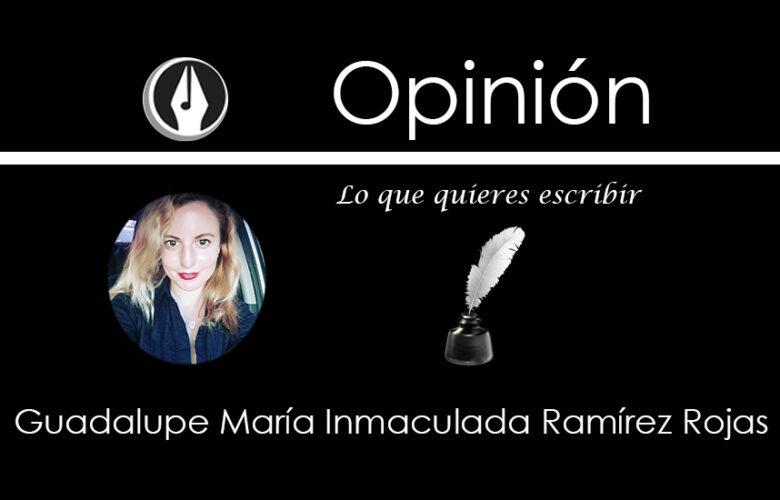Guadalupe María Inmaculada Ramírez