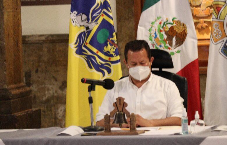 Paulo Gabriel Hernández, pide licencia. Foto: Decisiones.