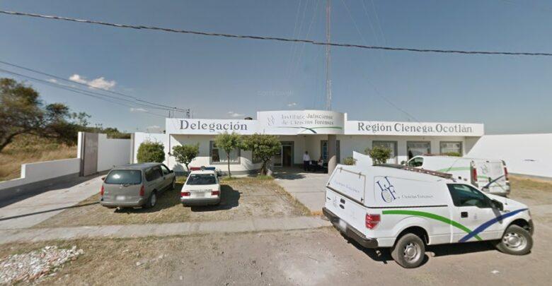 Instituto Jalisciense de Ciencias Forenses, sede Ocotlán. Foto: Maps.