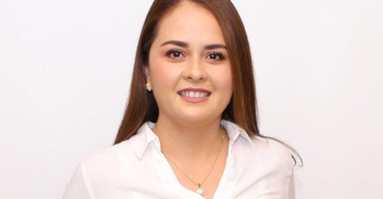 Laura Sánchez. Foto: Facebook.