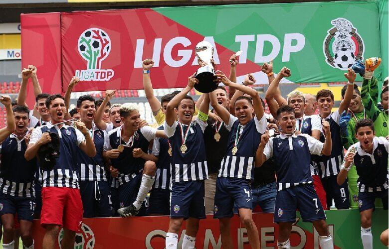 RC-1128 campeones Zona B. Foto: Facebook.