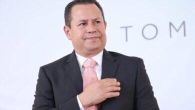 Paulo Gabriel Hernández, alcalde con licencia de Ocotlán. Foto: Facebook.