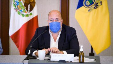 Enrique Alfaro Ramírez, gobernador de Jalisco. Foto: Cortesía.