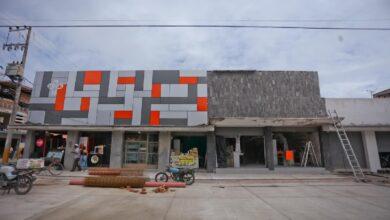 Mercado Juárez. Foto: Facebook.