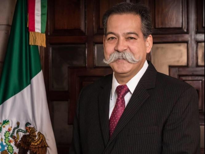 Cruz Carrillo Solís, alcalde Atotonilco. Foto: Facebook.